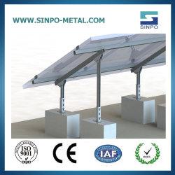 Structure de montage solaire des supports pour système d'énergie solaire Produits Panneau