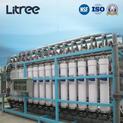 Inside-out pressure vessel UF Module usine de l'eau potable