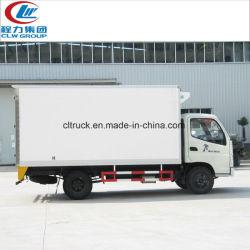 Licht Gebruikt 5mt Icecream Gekoelde Van Mini Freezer Truck