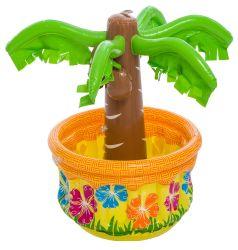 Het opblaasbare Koelere Opblaasbare Speelgoed van de Palm Binnen verfraait