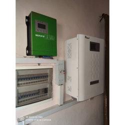 3500W 1000 와트 효율성 MPPT 책임 케이블 가격 1500W 2000W 4000W 6000W를 가진 잡종 태양 PV 변환장치