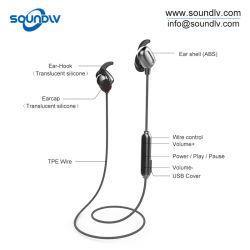 La Chine Sports stéréo sans fil Bluetooth Casque Écouteurs mains libres de téléphone mobile