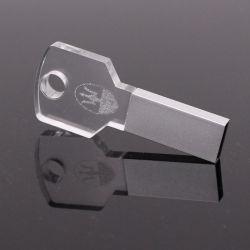 Crystal Pendrive/Pen Drive USB/USB 2.0 USB 3.0/disco flash USB