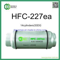 Novo Tipo de agente de extinção de incêndio respeitadora do ambiente HFC-227EA