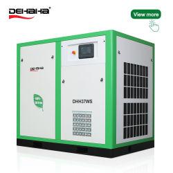 Médico silenciosa 100% Classe isentos de óleo 0 certificação 7 bar a 10 Bar Industrial rotativo de um alto desempenho do Compressor de Ar