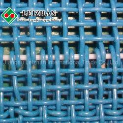 Polyester-Leinwandbindung-gesponnenes Ineinander greifen-Gewebe