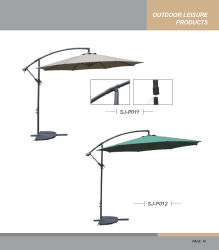 3M Freizeit hängenden Sonnenschirm Sonnenschirm für Garten Gartenmöbel Hof Freischwinger Terrasse