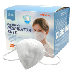Atemschutzmaske für Partikel KN95 GB2026-2006 5-Ply KN95 Masken