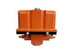 Marine contactor rotativo de Dupla Ação Atuador Eletro-China accionadores