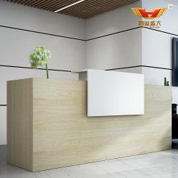 Panneau de l'entreprise de réception de la mode Table Office de la réception moderne (QT-01C24)