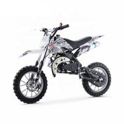 소형 기관자전차 가스 먼지 자전거가 50cc 2 치기에 의하여 농담을 한다