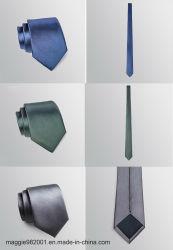 Solid Satin Poly hombres de negocios informales corbata.