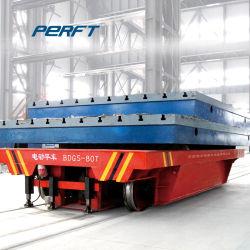 Batteriebetriebener Träger Mit Schleifstrahl, Booth Rail Guided Carrier