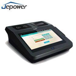 Jp762EMV POS un certificado de asistencia móvil de tarjeta magnética Tarjeta/IC/Non-Contact tarjeta IC