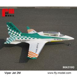 Viper Jet2m Sport Jet RC плоскости модели Fly модели