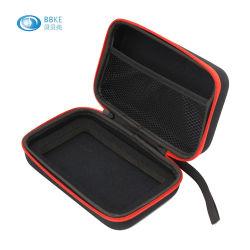 Resistente al agua personalizada a los golpes de EVA externa de disco duro portátil Maletín Bolsa de almacenamiento externo USB 2.5 EVA Unidad de disco duro de almacenamiento de la bolsa de Caso Caso de la unidad de disco duro