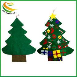 Decoratie van de Boom van Kerstmis van de Partij van Kerstmis de Levering Gevoelde Hangende