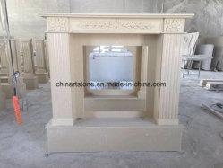 家の装飾のための卸し売りヨーロッパの性質の大理石の暖炉