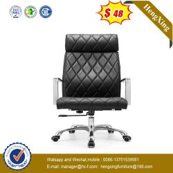 現代人間工学的ファブリック網の学校の旋回装置の会議の管理の革オフィスの椅子(HX-9CN002A)