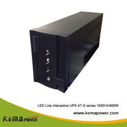 Equipo sin conexión de copia de seguridad latente UPS 1500VA 900W