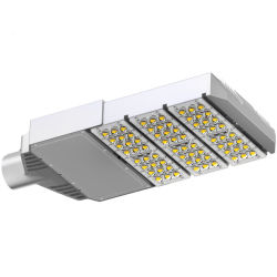 Éclairage extérieur boîtier en aluminium IP66 lampe réglable de rénovation de la rue DEL du module lampe