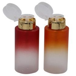 180 мл~400мл пластмассовых ПЭТ бутылки насоса средство для снятия лака бутылки для косметических упаковка/Упаковки