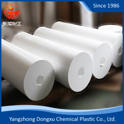 Boa resistência a produtos químicos de grau de PTFE virgem F4 a folha de material na espessura de 20mm, 30mm, 50mm