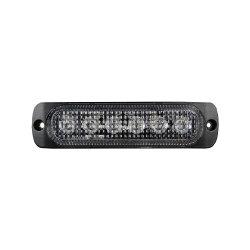 Röhrenblitz-Warnleuchten-Röhrenblitz-Warnleuchte LED6442 des LED-Lampen-Verkehrssteuerungs-warnender Aluminium-LED