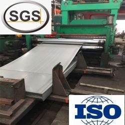 100 spessore AISI Ss201 304L 304 316 prezzo più basso del lamierino/lamiera dell'acciaio inossidabile 309S 910 2b per tonnellata per i materiali da costruzione