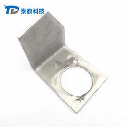 A alta precisão Folha personalizada de estamparia de metal e formando