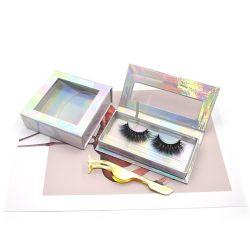 Je المصنع السعر 3D الحرير faux Mink ماكياج العين مع الملاقط والملحقات الأخرى مجموعات أدوات الفرشاة الخاصة بعينير العين صالون و متجر حلاقة أون لاين