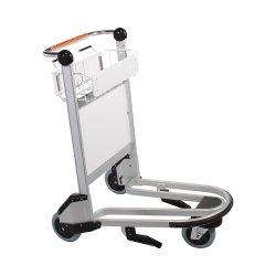 Carrinho de ferramentas para o aeroporto para mala de transporte na escada rolante