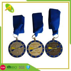 Musik-Person 4 Zoll des runden Sportusa, der Andenken-Medaillen-Geschenk (336, festhält)