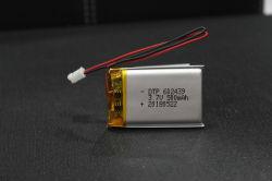 3,7 V 500mAh rechargeable Batterie Lipo