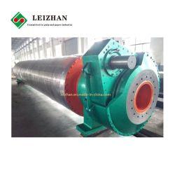 O aspirador de vácuo baixo pressione o rolo para fabricação de papel