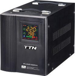AC van de Controle van het Relais PC-SVR 10000va de Model Automatische Stabilisator van het Voltage