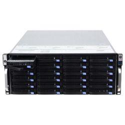 4u het rek zet Ipc de Industriële Chassis van de Server voor Opslag en Motherboard Eatx op
