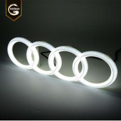 segno chiaro della decorazione di marchio dell'emblema dell'automobile di 4D LED