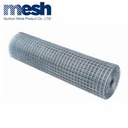 Galvanisierter oder Kurbelgehäuse-Belüftung beschichteter Eisen geschweißter Maschendraht