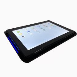 Montage mural OEM 10.1 pouces Tablet PC Android 8.0 Poe en option avec NFC pour la réunion de lumière à LED