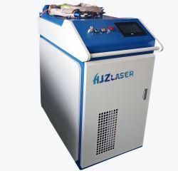 De handbediende Machine van het Lassen van de Laser van de Vezel 1000W voor Roestvrij staal