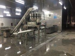 Nuovo Freezer/IQF/Quick congelatore a spirale personalizzato della fabbrica diretta per la carne/gambero/pollame/forno/pasticceria del filetto di pesce con il certificato di Ce/SGS