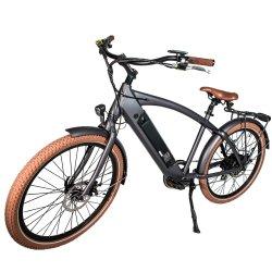 Greenpedel FR15194 Vélo électrique mâle l'homme Retro Ebike