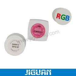 Adesivo do vaso de auto-adesivo personalizado imprimindo Etiquetas Privadas