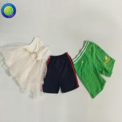 Granel em segunda mão Filhos de Vestuário usado roupas para o Verão