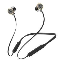 Стиль с шейным ободом в ухо наушников Bluetooth наушников металлические беспроводной гарнитуры для мобильных телефонов сотовый телефон планшетного ПК iPad