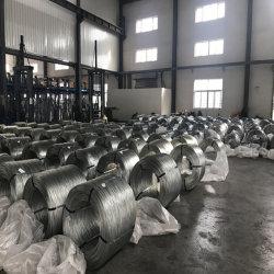 Fil en acier galvanisé/fil de liaison/acier galvanisé Fil de fer/électronique Fil galvanisé/feux de croisement sur le fil galvanisé à chaud