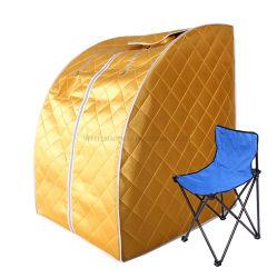 Portable Home Use Academia Sauna de Infravermelhos Quarto para 1 Pessoa