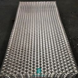 Строительство расширенной проволочной сеткой ограждения вальцов провод с высоким пределом упругости материала