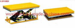静止式シザーリフト AC 電源 1000 kg ~ 4000 kg の電動リフトテーブル